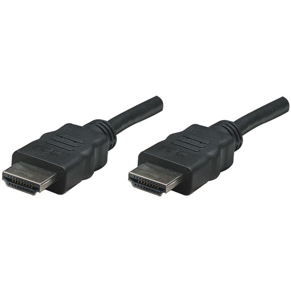 Manhattan 308434 High-Speed HDMI Cable, 50ft