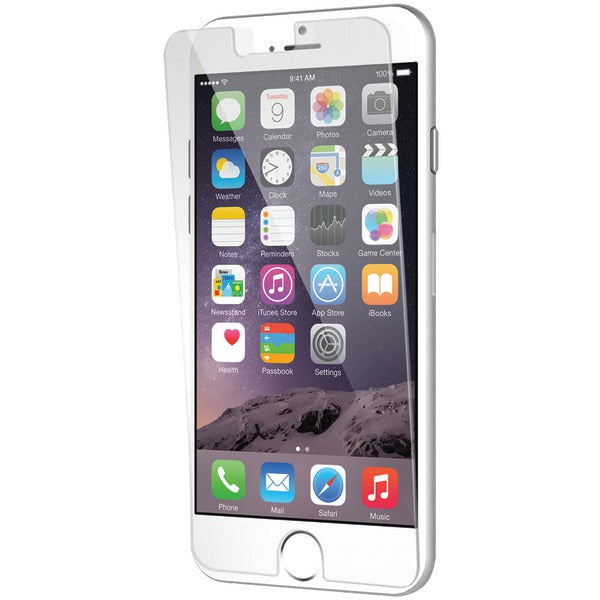 iLuv AI6PTEMF Tempered Glass Film Screen Protector for iPhone 6 Plus-6s Plus