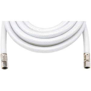 "Certified Appliance Accessories(r) Certified Appliance Accessories(R) IM180P PVC Ice Maker Connector with 1 4"" Compression, 15ft"