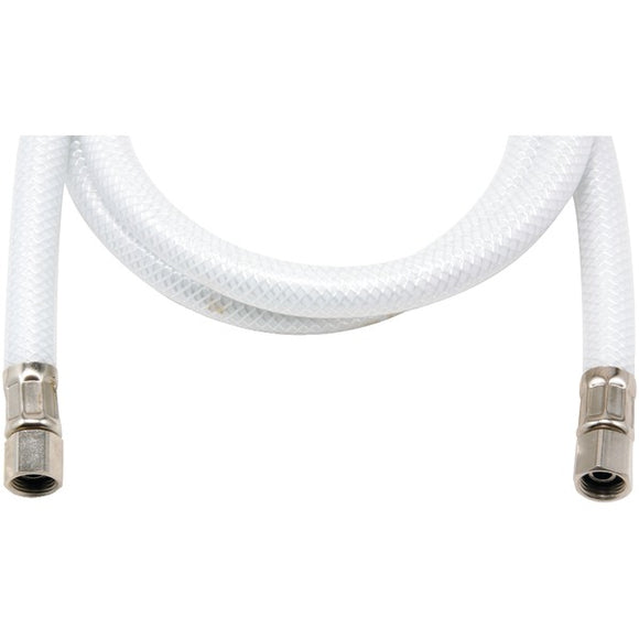 Certified Appliance Accessories(r) Certified Appliance Accessories(R) IM48P PVC Ice Maker Connector with 1 4