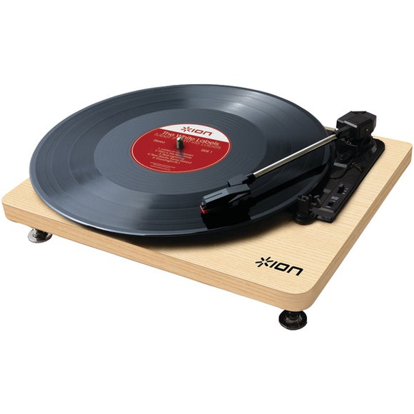 ION IT68 Compact LP 3-Speed USB Conversion Turntable