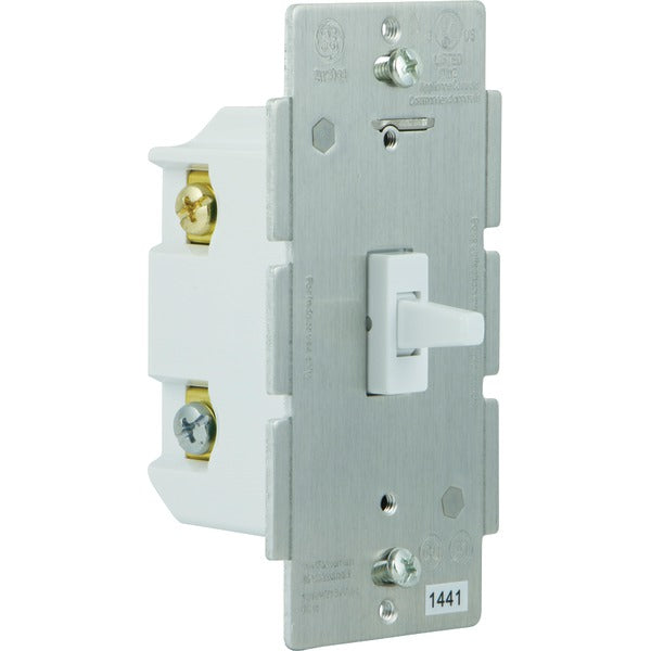 GE(R) 12728 Z-Wave(R) 3-Way In-Wall Add-on Toggle Switch