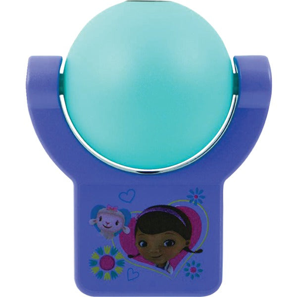 Disney(r) Disney(R) 14530 LED Projectables(R) Night Light (Doc McStuffins(R))