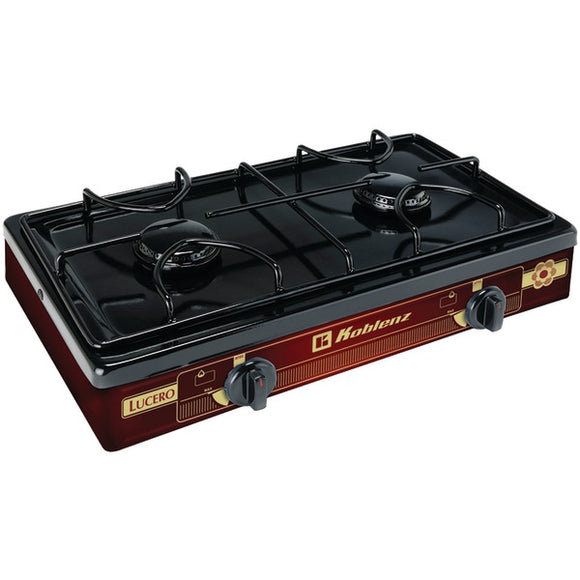 2-Burner Outdoor Stove