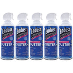 None Endust 255050 Electronics Duster 5 Pk (10 Oz; Non flammable; With Bitterant)