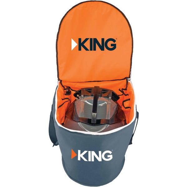 KING(R) CB1000 KING Quest(R)-KING Tailgater(R) Padded Carry Bag
