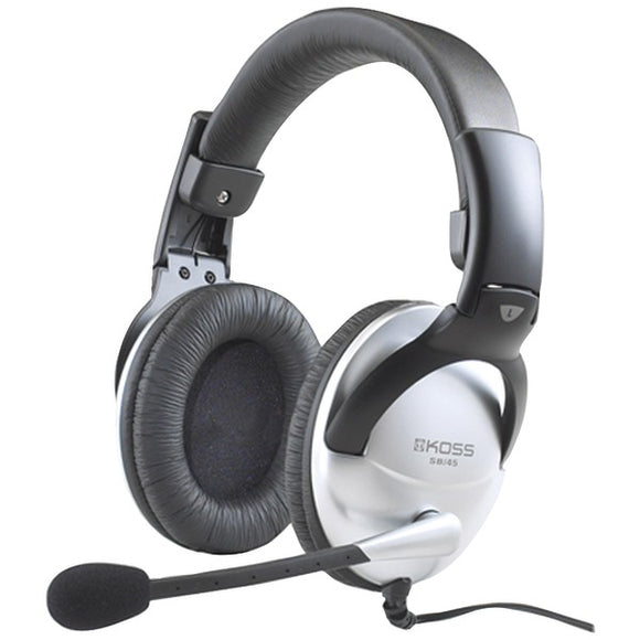 KOSS 184747 SB45 Communication Stereophone