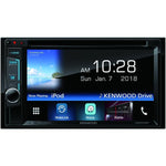 "Kenwood-KENWOOD DDX575BT 6.2"" Double-DIN In-Dash DVD Receiver with Bluetooth & SiriusXM Ready"