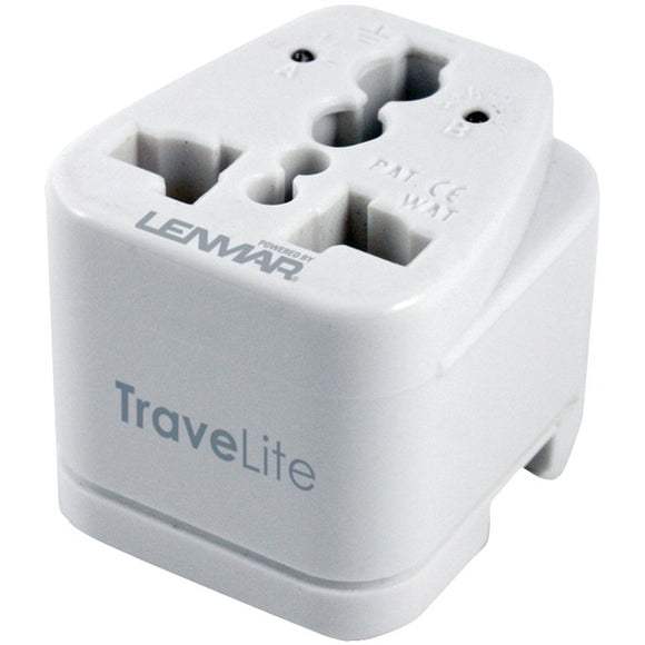 Lenmar(R) AC150 TraveLite Ultracompact All-in-One Travel Adapter