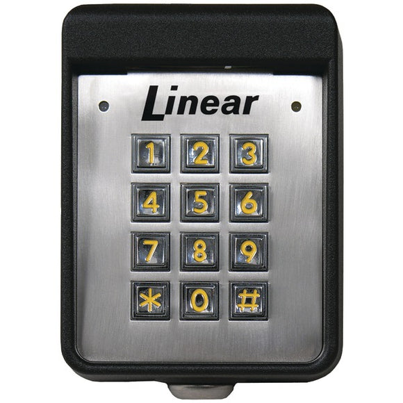 Exterior Digital Keypad