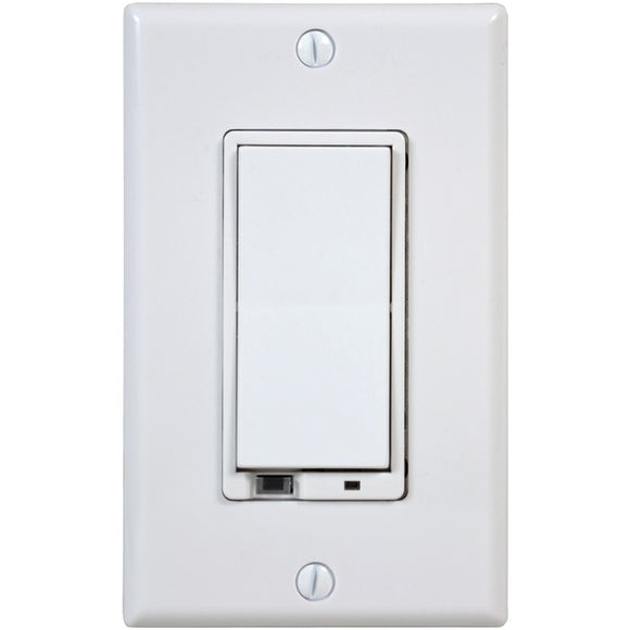 Linear(R) WD500Z-1 Z-Wave(R) 500-Watt Wall-Mount Dimmer