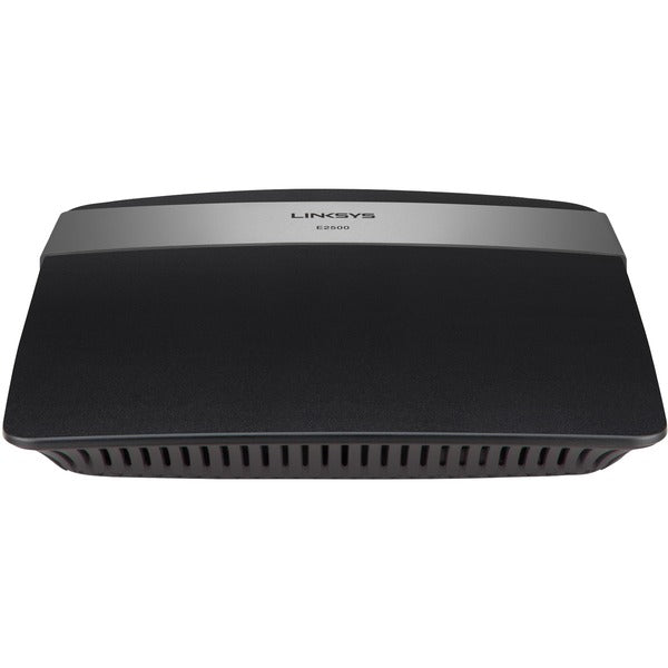 Linksys E2500-4A N600 Dual-Band Wi-Fi Router (E2500)