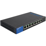 Linksys(R) LGS108 8-Port Desktop Gigabit Switch