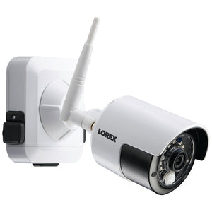 Lorex LWB3801AC1B Add-on Rechargeable Wire-Free 1080p Security Camera (Single)