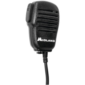 Midland(r) Midland(R) AVPH10 Handheld Wearable Speaker Microphone with Push to Talk for GMRS Radios