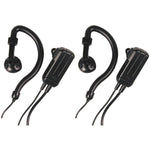 Midland  AVPH4 2 Way Radio Accessory (Wraparound Ear Headset Package)