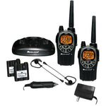 Midland  GXT1000VP4 36 Mile GMRS Radio Pair Pack with Drop in Charger & Rechargeable Batteries