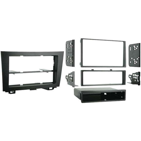 Metra 99-7873 2007-2011 Honda CRV Single- or Double-DIN Installation Kit