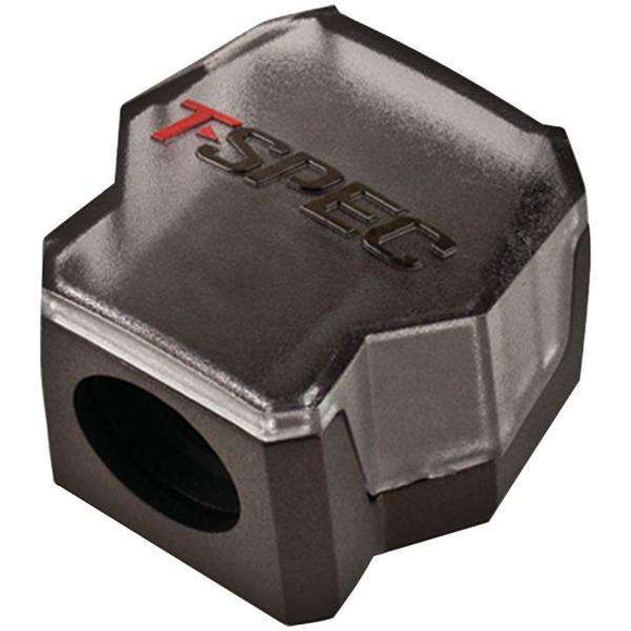 T>Spec(R) V12DB-1124 v12 SERIES 1-0-Gauge In-Two 4-8-Gauge Out Compact Block Distribution