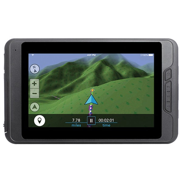 "Magellan TN1740SGLUC TRX7 Trail & Street 7"" GPS Navigator with Rear-Facing Trail Camera for 4x4 Vehicles"