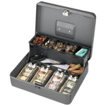 STEELMASTER(R) 2216194G2 Tiered Tray Cash Box