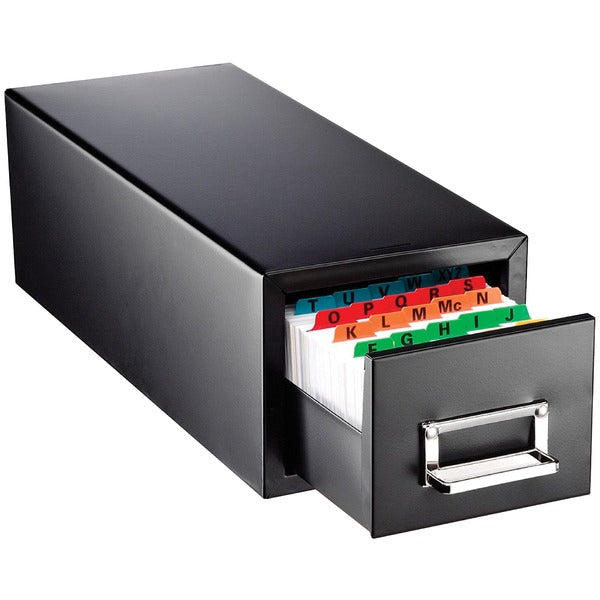 STEELMASTER(R) 263F6916DBLA Double Card File Drawer