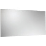 "STEELMASTER(R) 270163050 14"" x 30"" Magnetic Note Board, Silver"