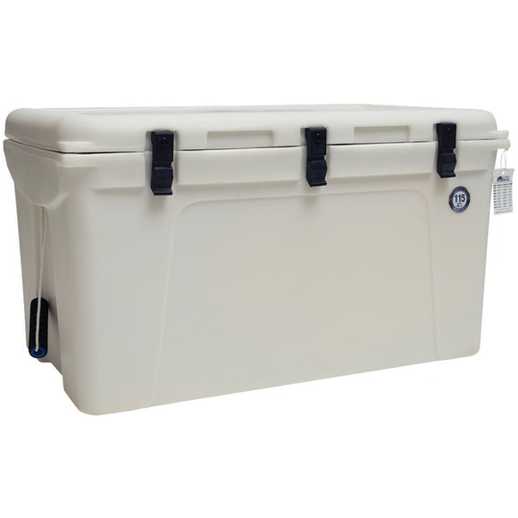 MAMMOTH MD115-W 104.7-Quart Mammoth Cooler (White)