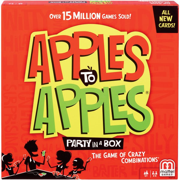 Mattel(R) BGG15 Apples to Apples(R) Party Box
