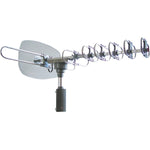 Naxa NAA 351 High Powered Amplified Motorized Outdoor ATSC Digital TV Antenna with Remote
