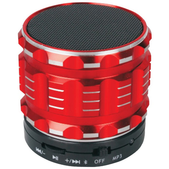 Naxa NAS 3060Red Bluetooth(R) Speaker (Red)