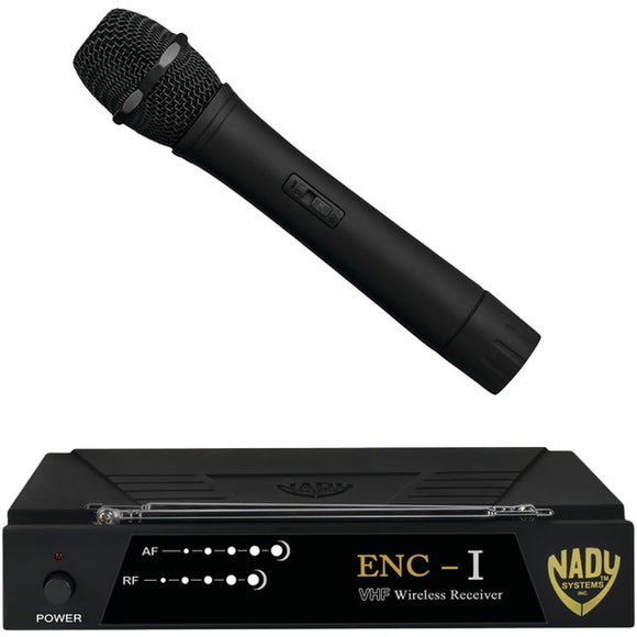 Nady(r) Nady(R) ENC 1 HT ENC I Professional Single Channel VHF Wireless System