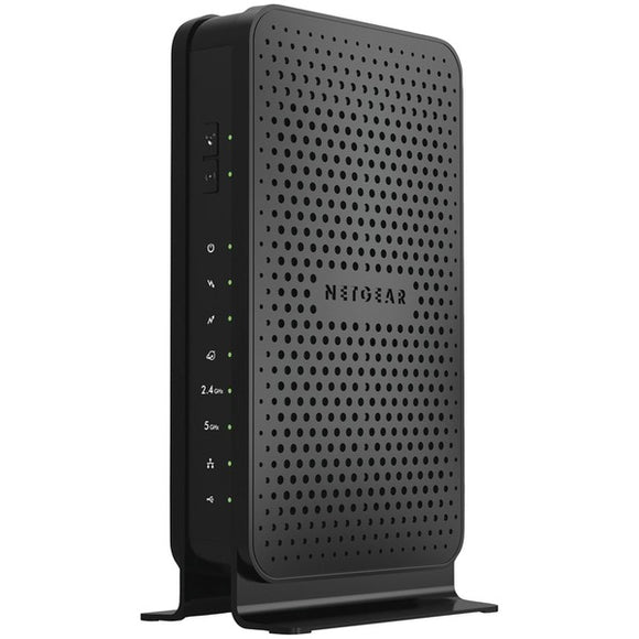Netgear(r) REFURBISHED NETGEAR(R) C3700 100NAR Refurbished N600 Wi Fi(R) Cable Modem Router