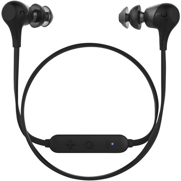 Nuforce NuForce BE2 BLACK BE2 Affordable Bluetooth In Ear Headphones (Black)