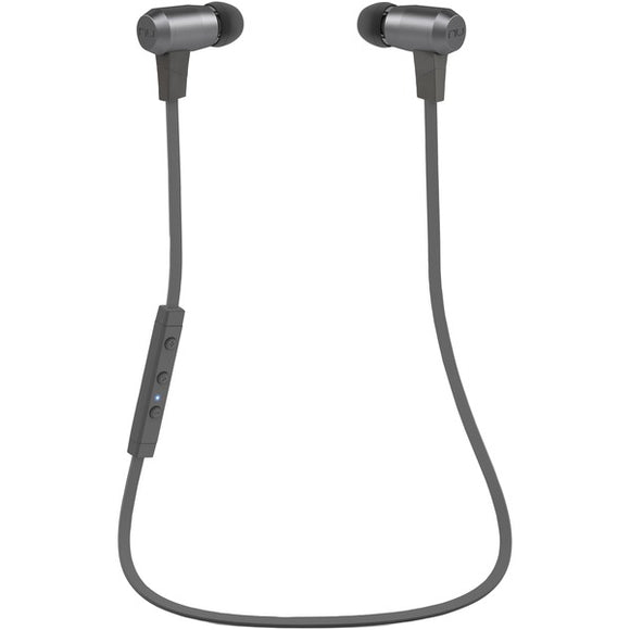 Nuforce NuForce BE6I GREY BE6i Bluetooth Audiophile In Ear Headphones (Gray)