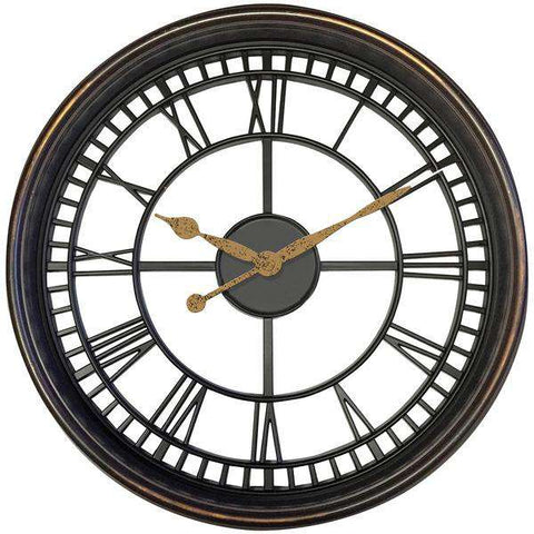 personal products household travel essentials household Panty Punching westclox 33908 20 wall clock