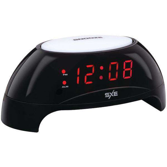 SXE SXE85000 Sunrise Simulator Alarm Clock