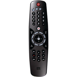 One For All(r) One For All(R) OARN03S 3 Device Universal Remote