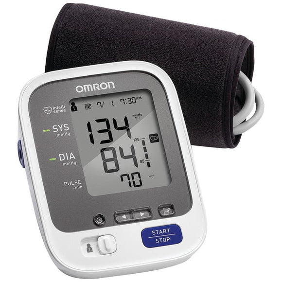 Omron BP761 7 Series Advanced Accuracy Upper Arm Blood Pressure Monitor with Bluetooth(R) Connectivity
