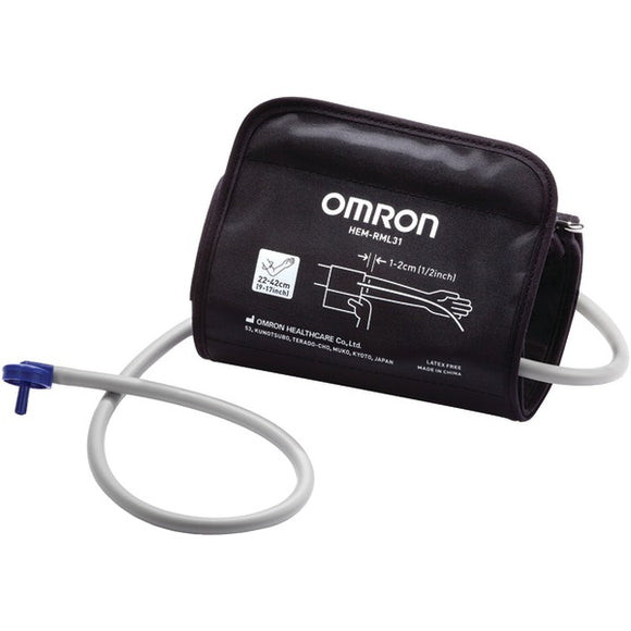 Omron CD WR17 Advanced Accuracy Series Wide Range D Ring Cuff