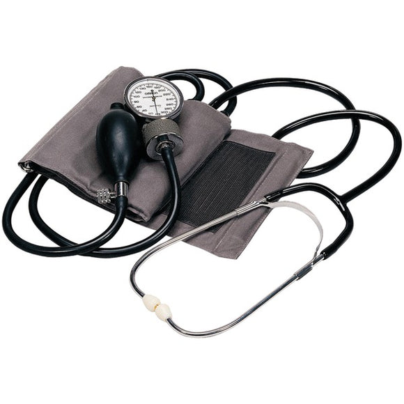 Omron HEM 18 Self Taking Manual Blood Pressure Kit (Standard Adult Size)