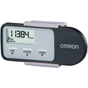 Omron HJ 321 Alvita(R) Tri Axis Pedometer with Calories Burned