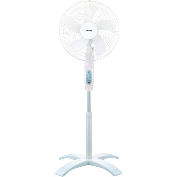 "Optimus Optimus F 1760 16"" Wave Oscillating Stand Fan (With Remote)"