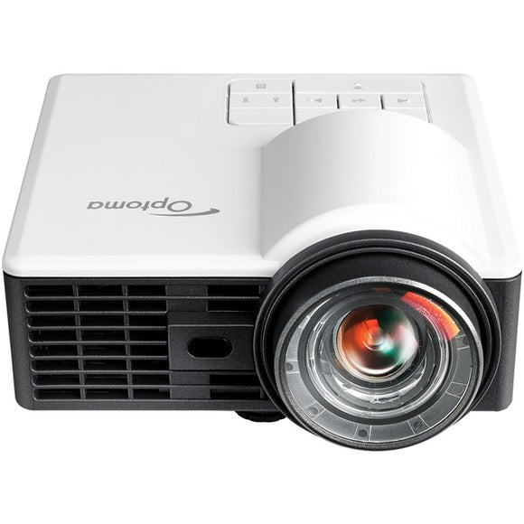 Optoma ML1050ST+ ML1050ST+ Short-Throw Pocket LED Projector