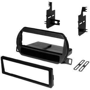 Best Kits and Harnesses(R) BKNDK716 Nissan(R) Altima 2002-2004 Single-DIN Kit with Pocket