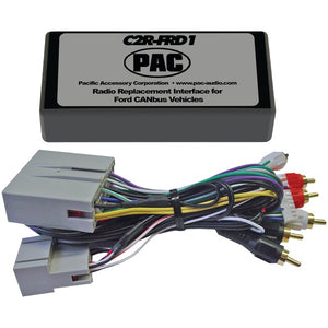 Pac PAC C2R FRD1 Radio Replacement Interface for Ford