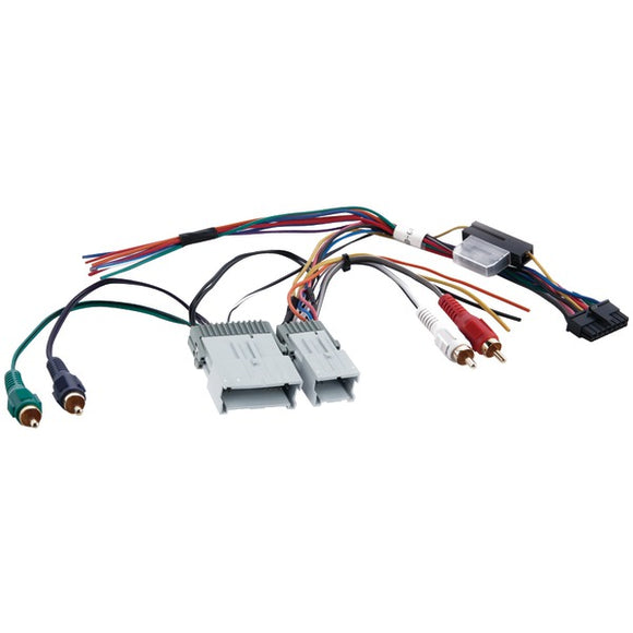 All-in-One Radio Replacement & Steering Wheel Control Interface (for Select GM(R) Vehicles)