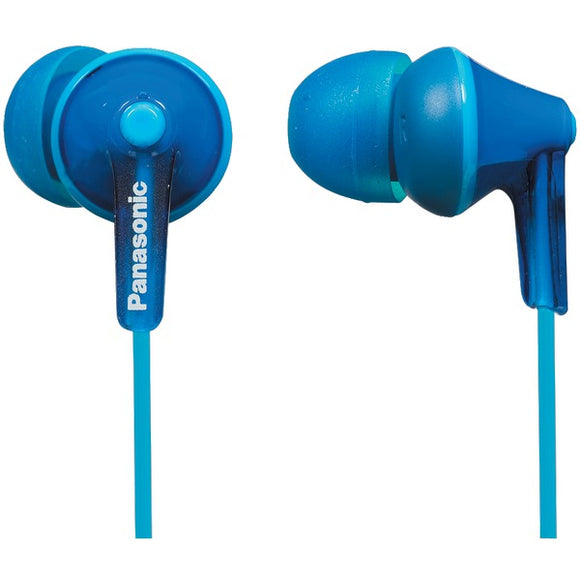 HJE125 ErgoFit In-Ear Earbuds (Blue)