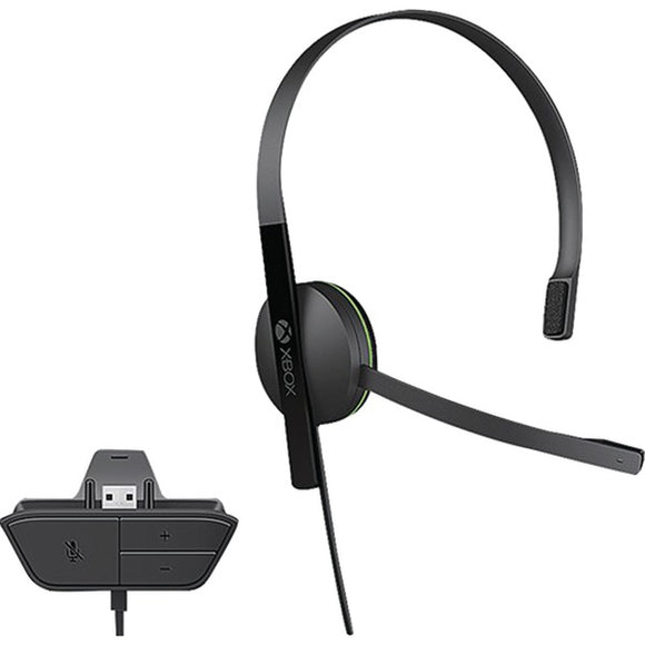Microsoft(R) S5V-00001 Xbox One(R) Chat Headset