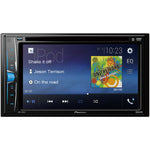 "Pioneer  AVH 200EX 6.2"" Double DIN In Dash DVD Receiver with WVGA Clear Resistive Touchscreen & Bluetooth(R)"